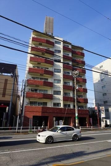 ハイマート若松(新宿区)の外観