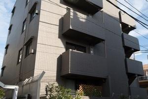 ルーブル荻窪弐番館の外観