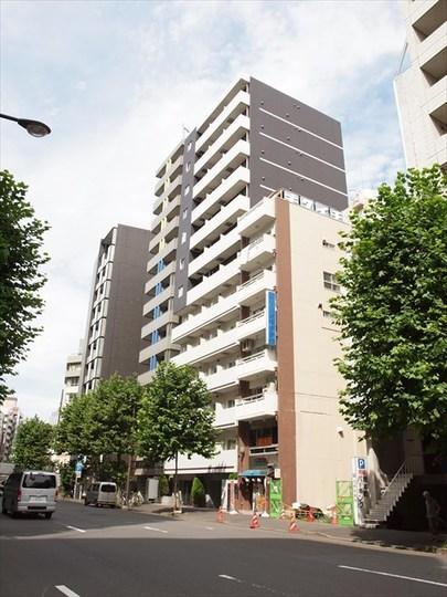 メインステージ千代田岩本町コモデの外観
