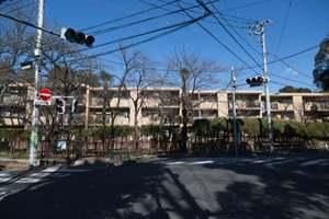 瀬田ビレジ(1号棟・2号棟)の外観