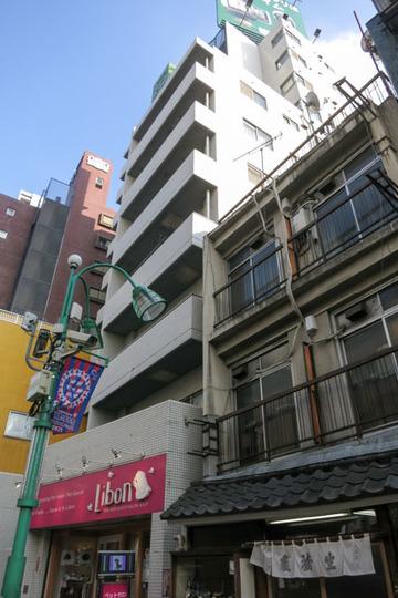 グリーンキャピタル第2笹塚