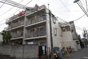 グリーンキャピタル東高円寺の外観