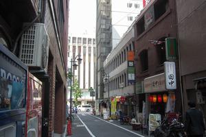 新宿永谷タウンプラザの外観