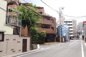 ナイスアーバン田端与楽寺坂の外観
