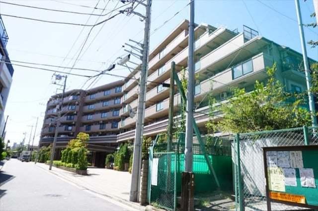 ナイスブライトピア横濱鶴見の外観