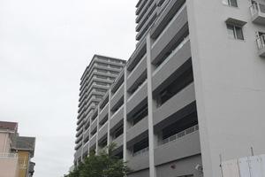 アルファグランデ篠崎の外観