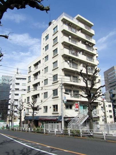 マンション渋谷並木橋