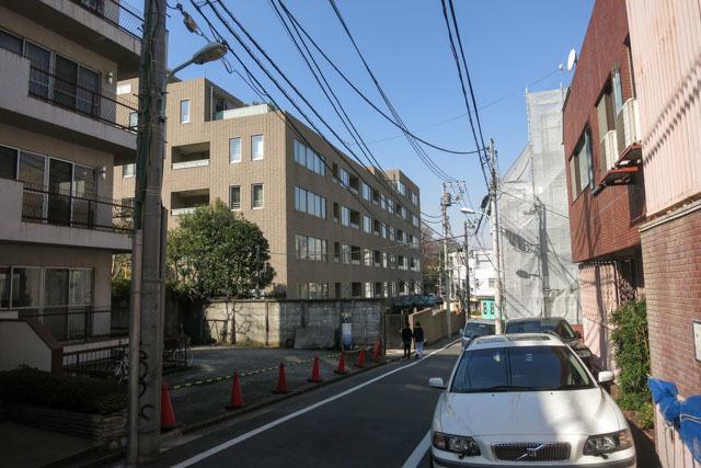 松濤アパートメントの外観