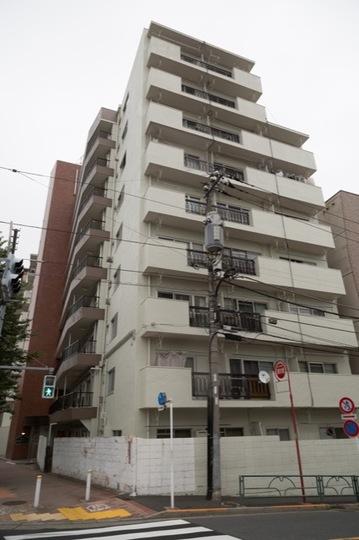 第2高円寺ダイヤモンドマンションの外観