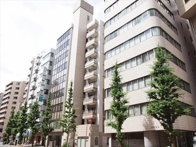 エスコート神田岩本町の外観