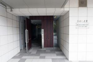 ドルチェ文京六義園のエントランス
