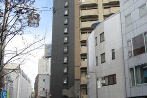 マイキャッスル渋谷JPの外観