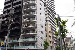 ウィルローズ東京八丁堀の外観