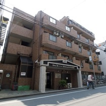 ライオンズマンション椎名町駅前通り