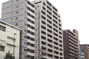 レーベンシティオ上野入谷タワーフォルムの外観
