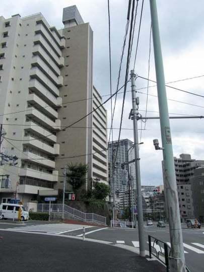 松見坂武蔵野マンションの外観