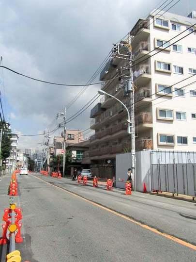 駒沢フラワーホームの外観