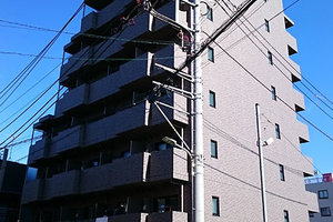 パティーナ馬込弐番館の外観